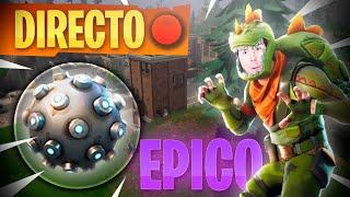 🔴 EPICIDAD en Fortnite: Battle Royale DIRECTO!