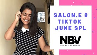 Salon.e - JUNE LATEST 2019 Tik Tok - TRENDING SALONI SINGH - Poetry cover - Hindi Jokes - Part 8