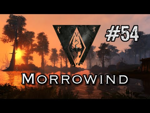 Morrowind BLIND Let's Play with Mr Anderson [Part 54] The Magical Adventures of Tired Jason