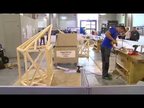 Worldskills Italy 2014 - Carpentry