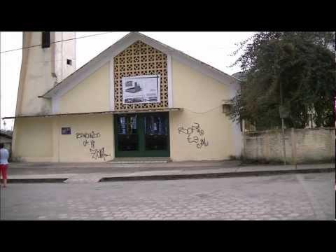 EL CHACO NAPO ECUADOR Y SUS ALREDEDORES (2012) GPS