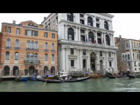 Venice Big channel - Venise grand canal
