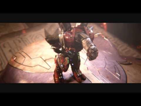 Halo 2 Anniversary Heretic vs Arbiter 1080P HD