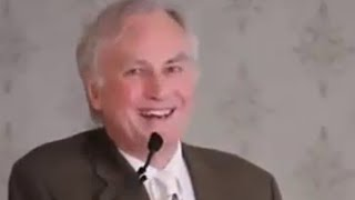 What Dawkins did before talking to Wendy Wright to keep himself calm