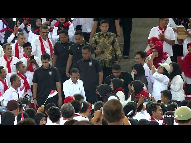 Presiden Jokowi Akui Peran Penting Penyuluh Pertanian