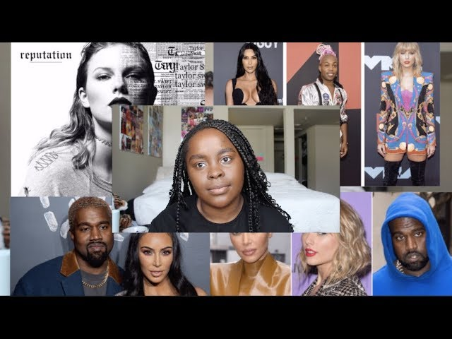 let\'s talk about kim kardashian, kanye, and taylor swift... AGAIN (leave us alone.)