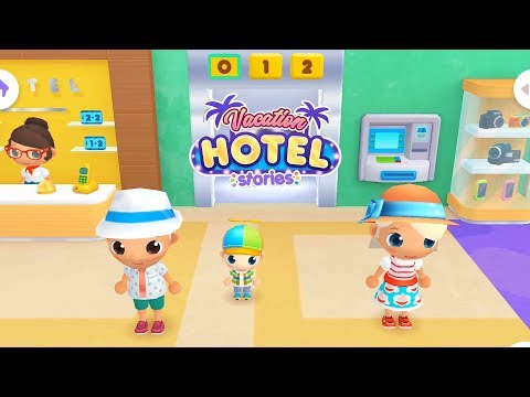 vacation-hotel-stories-|-toddlers-game-#2-(android-gameplay)-|-cute-little-games