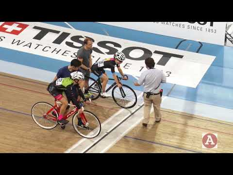 2018 U17+Junior+Para Canadian Track Cycling Championships - Day 2 - Part 1 - Sprints 1/8 Finals