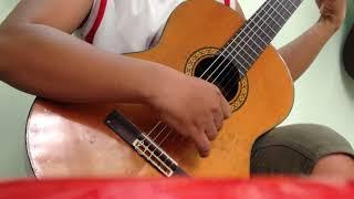 ORIGINAL FANA S300 Classical Guitar - Tác phẩm: bài luyện ngón của Matteo Carcassi
