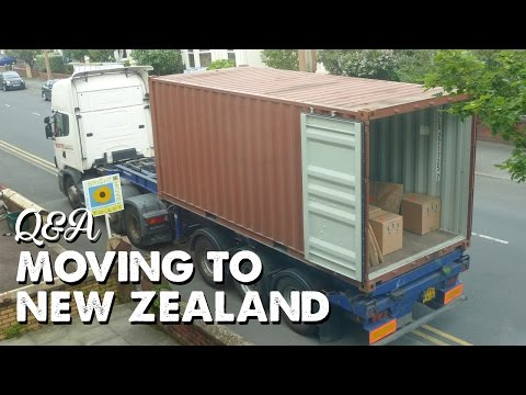 Moving to New Zealand Q&A 1 | A Thousand Words