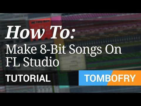 How to make 8-bit chiptune songs in FL Studio 10