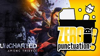 Zero Punctuation: Uncharted 2 - Among Thieves на русском