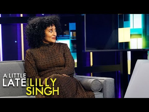 Tracee Ellis Ross Spills the Tea About the Girlfriends Reunion on Black-ish