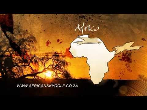 South African Golf Tours - African Sky