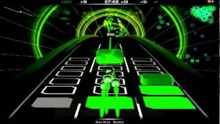 AudioSurf Gameplay