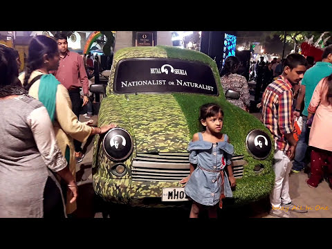 KALA GHODA ART FESTIVAL 2018 MUMBAI FT. ZUBYTECK | BEST PLACE FOR PHOTOSHOOT | PART 1