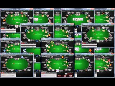 VladimirIRON (NL2, PokerStars) - Плюсовый мультитейблинг на 20 столов.