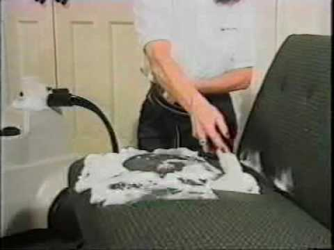 Von Schrader Carpet Amp Upholstery Cleaning System Youtube
