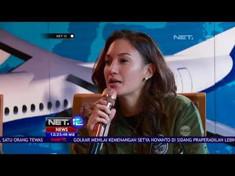 Deretan Artis Ini Berpartisipasi Dalam Penggalangan Dana Untuk Pengembangan Pesawat R80 - NET12