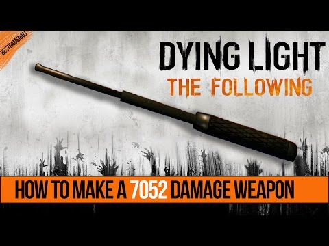 dying light gold weapons