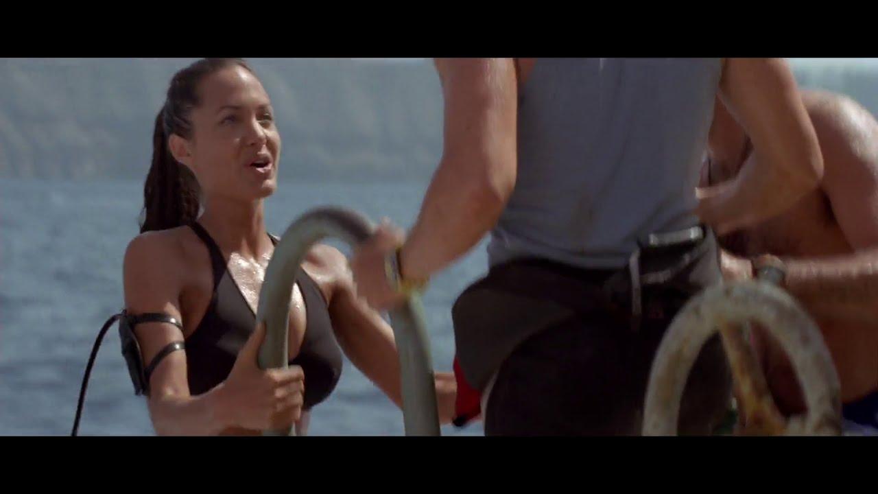 Welcome Back Lara Croft Part 1 Lara Croft Tomb Raider 2 The Cradle Of Life 2003 Youtube