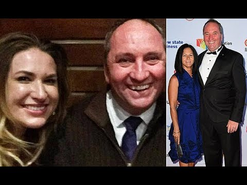 How Barnaby Joyce's wife 'tore str ips' off pregnant lover #1