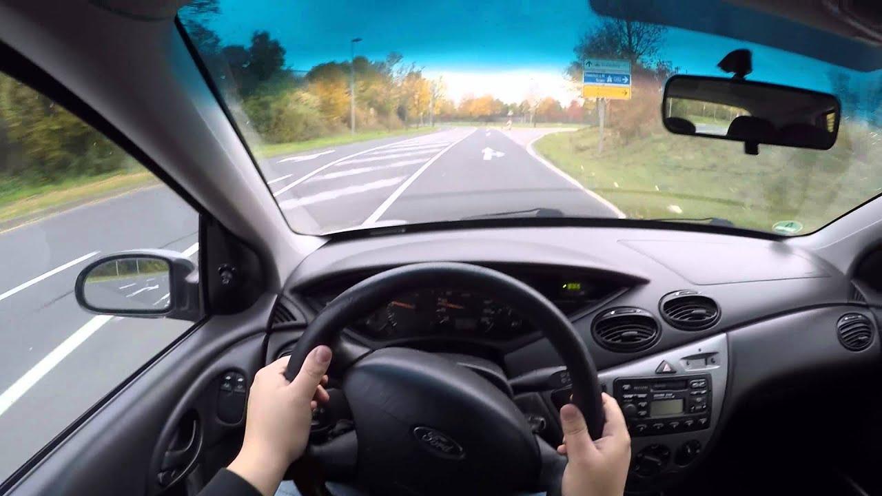 2004 Ford Fuse Box Diagram Ford Focus Mk1 1 6 Test Drive Hd Pov Youtube