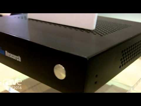 ISE 2016: Fusion Research Details Play-Fi Server
