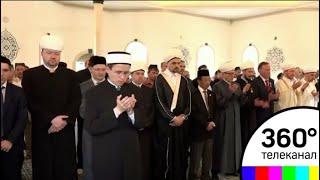 """В Солнечногорске состоялось торжественное открытие Мечети """"Нурулла"""""""