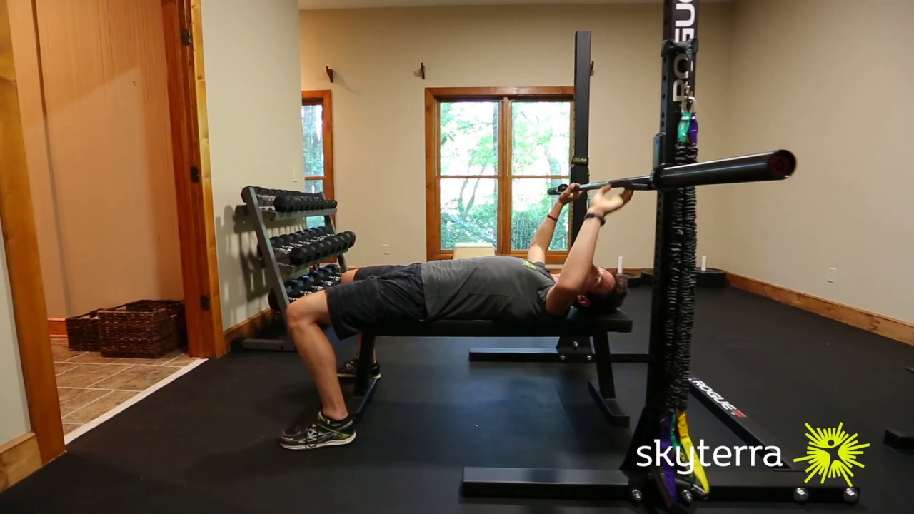 Movement Library: The Barbell Bench Press