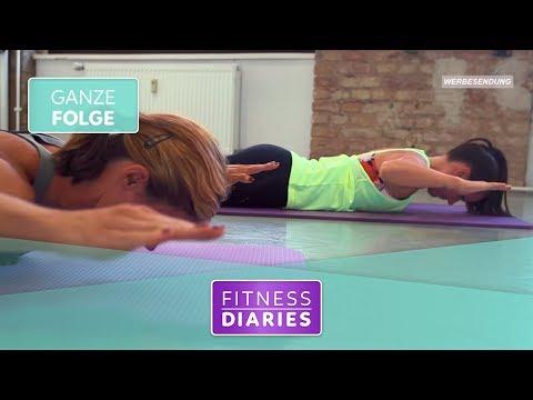 Fitness Diaries   Folge 10   Ganze Folge l sixx