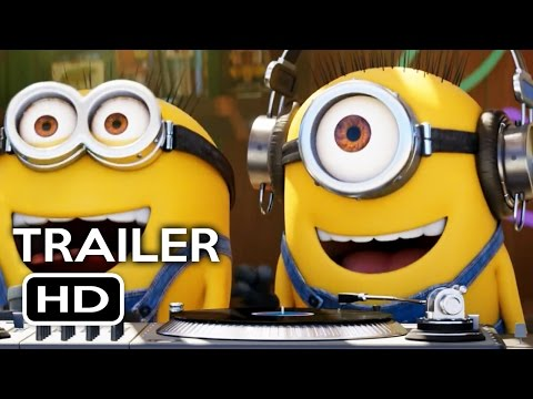 Thumbnail: Despicable Me 3 Official Trailer #1 (2017) Steve Carell Animated Movie HD