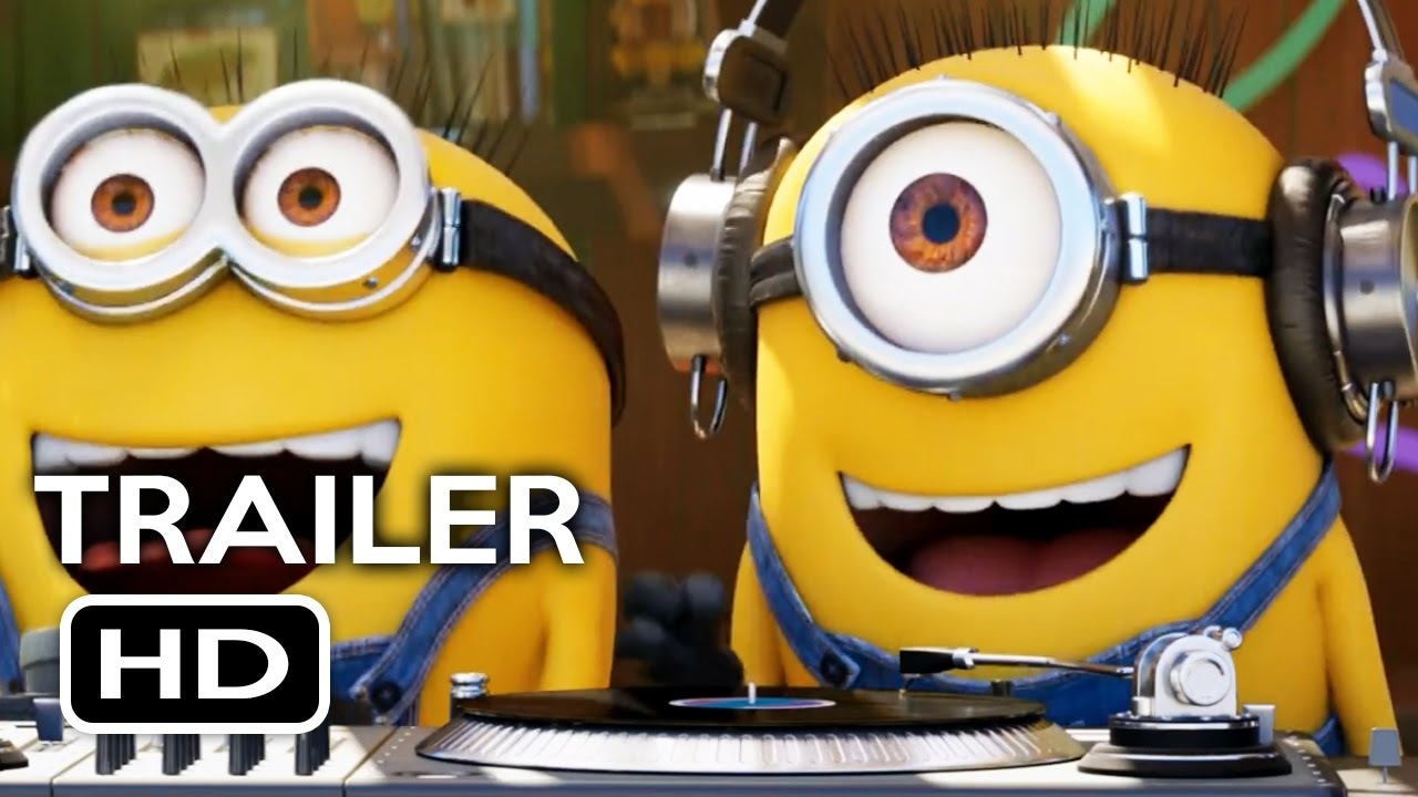 Despicable Me 3 Official Trailer 1 2017 Steve Carell