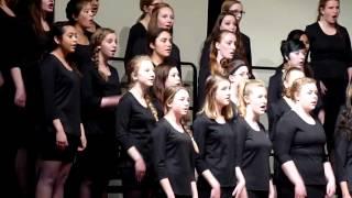 Make a joyful noise - CCHS A Cappella Choir in concert 2014-04-29
