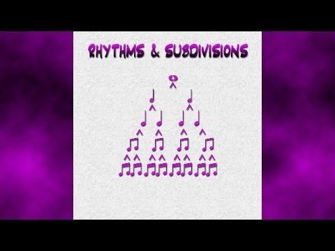 Rhythms & Subdivisions
