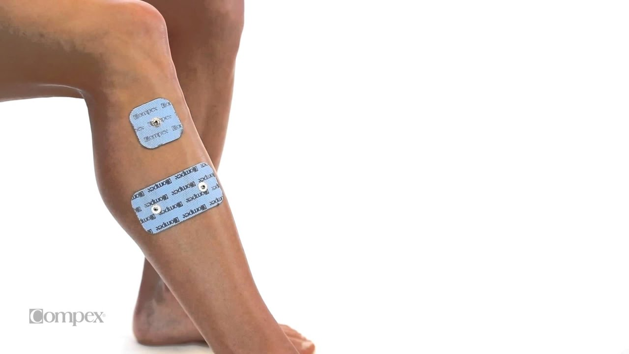 Tibialis Anterior Electrode Placement for Compex Muscle Stimulators ...