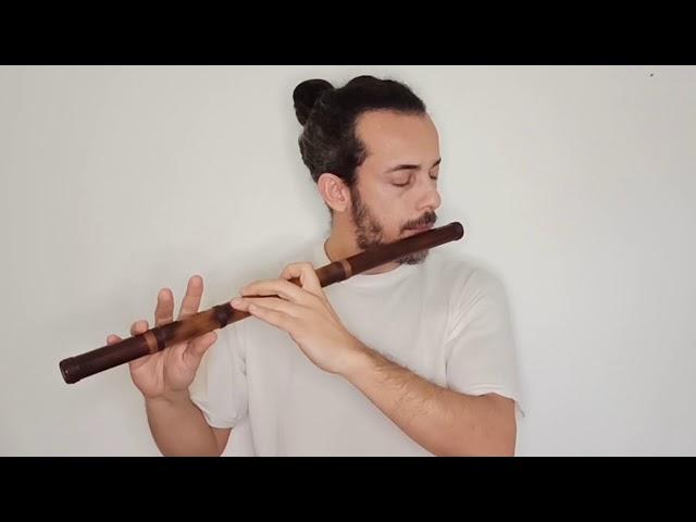 Flauta Al-Bahr D