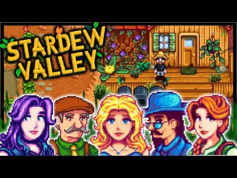 GETTING CATFISHED ON THE FARM! | Stardew Valley Modded #20