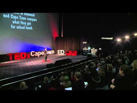 The global classroom, live from South Africa: Steve Sherman at TEDxCapeTownED