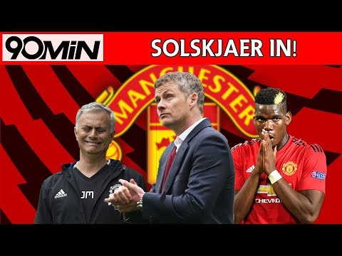 SOLSKJAER APPOINTED! Is Pochettino destined to takeover next?!