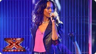 Tamera Foster sings Ain