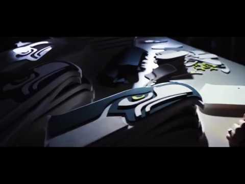CBS Sports | Superbowl 50 Featuring Fan Fave's NFL 3D Foam Signs
