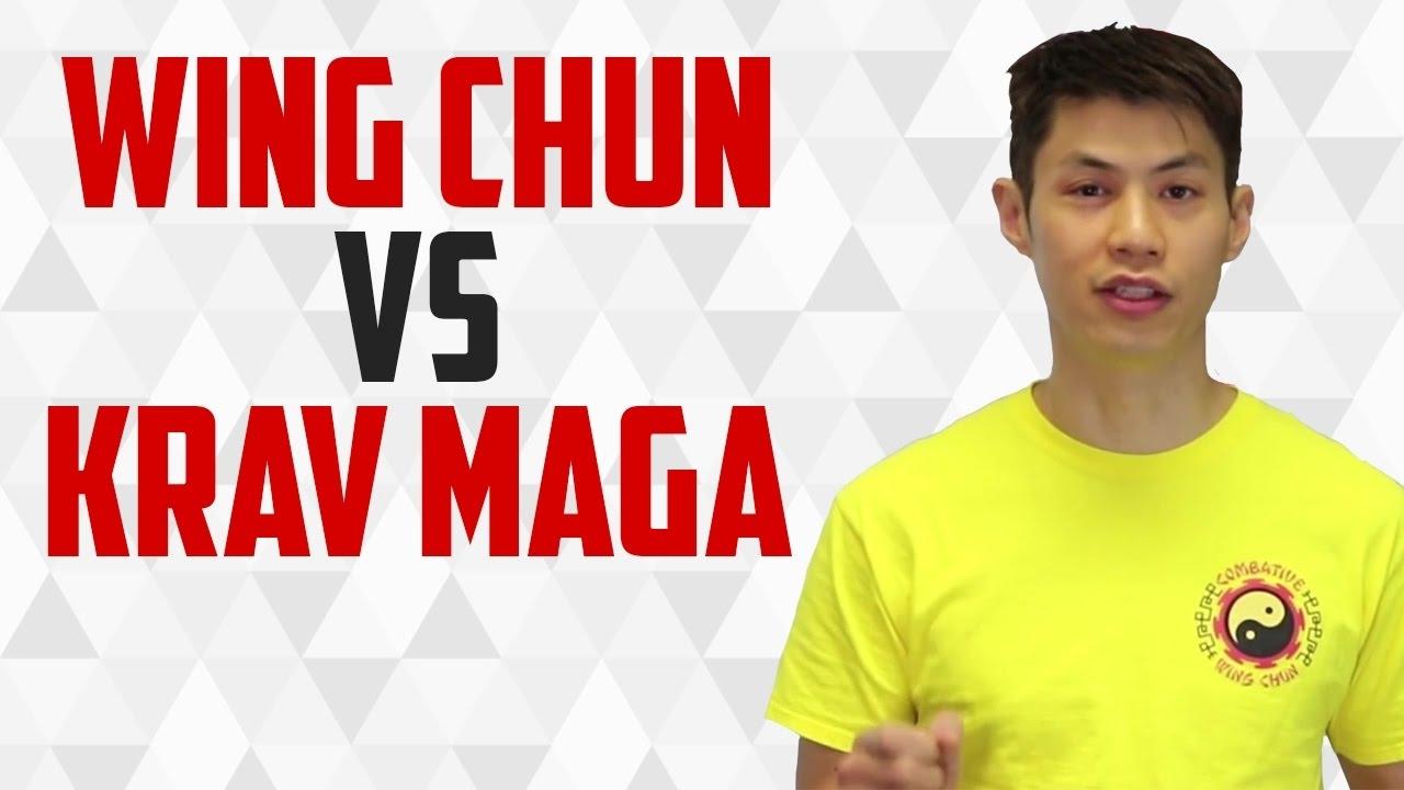 Wing Chun Or Krav Maga For Self Defense