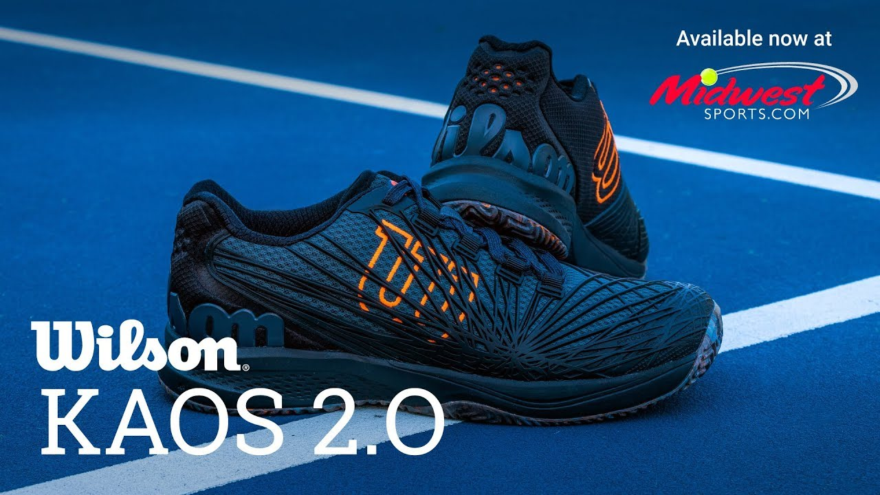 Wilson Kaos 2.0 Tennis Shoe