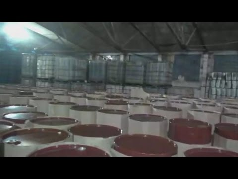 В Москве накрыли фабрику конрафактного масла