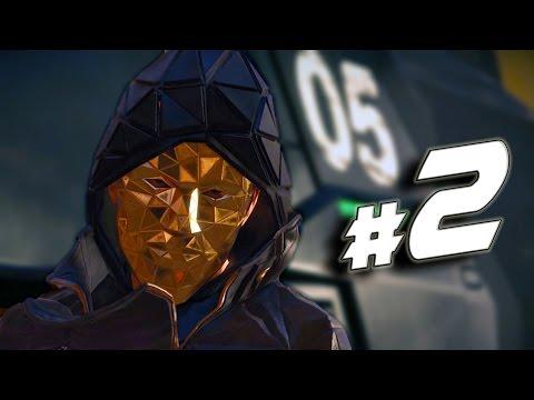 Deus Ex: Mankind Divided - Part 2 | Jinn's Communication Booster