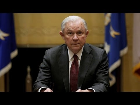 David Cay Johnston: As Jeff Sessions Scandal Brews, We Need a Public Probe of Trump's Ties to Russia