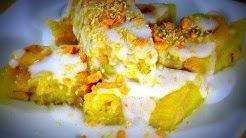 Coconut Sauce for Desserts - Nuoc Cot Dua