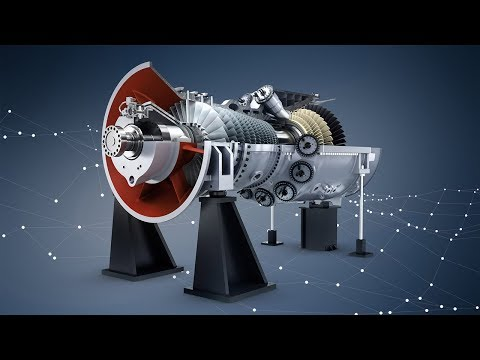 Siemens HL-class Gas Turbines For Higher Power Plant Efficiency