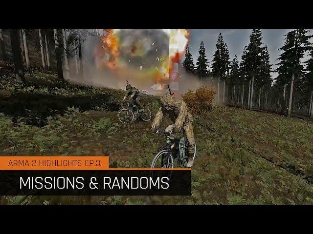 DayZ Mod Highlights Ep.3 - Missions & Randoms- [Deutsch]